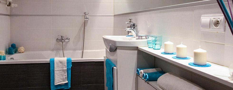 Badkamer verbouwen door de installateur uit Zeewolde
